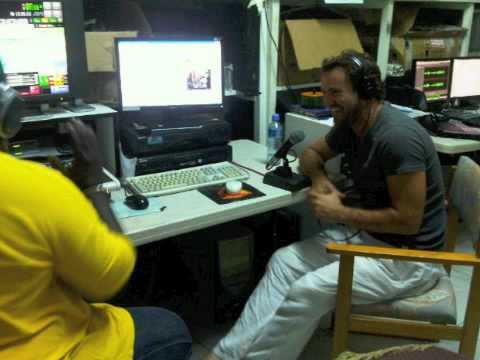 Interview SCCN radio Suriname 1