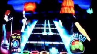 Guitar Hero 3: Even Flow-Hard, PS2