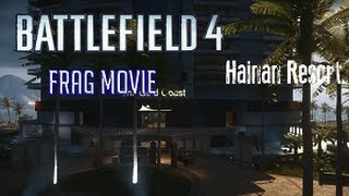 #BF4 / Frag Movie L96A1 Hainan Resort et nouvelle intro