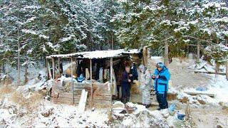 Правдивые истории про (СНЕЖНОГО ЧЕЛОВЕКА (ЧУЧУНУ)) в Якутии