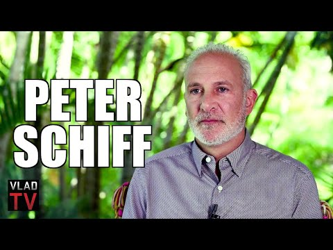 Peter Schiff on Why He Doesn't Believe in a Minimum Wage (Part 8)