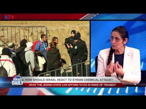 "MK Dr  Anat Berko, Knesset Member & Author of ""The Smarter Bomb""   Apr  06, 2017"