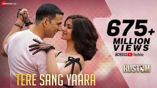 Tere Sang Yaara - Full Audio | Rustom | Akshay Kumar & Ileana D'cruz | Arko | Atif Aslam | Manoj M