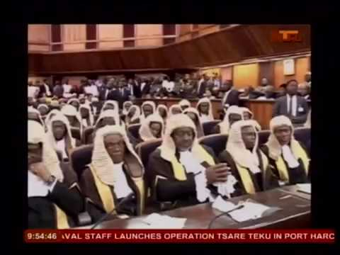 Menace Of Fake Lawyers In Lagos State