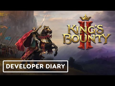 King's Bounty 2 - Developer Diary | gamescom 2020