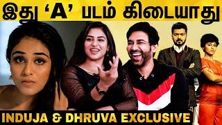 """BIGIL-ல நடிச்சதுக்கு அப்பறம்..?"" Actress Induja Opens Ups   Super Duper   Dhuruva   Sha Ra"