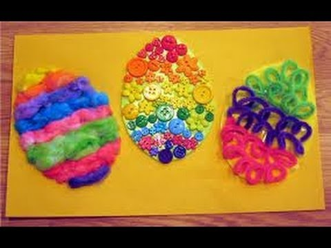 Easter Art Craft Ideas And Projects To Choose From To Do With Kids