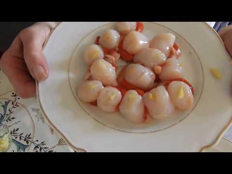 noix-st-jacques-au-croquant-safrane,-parmesan-//purÉe-originale-aux-fleurs-de-badiane