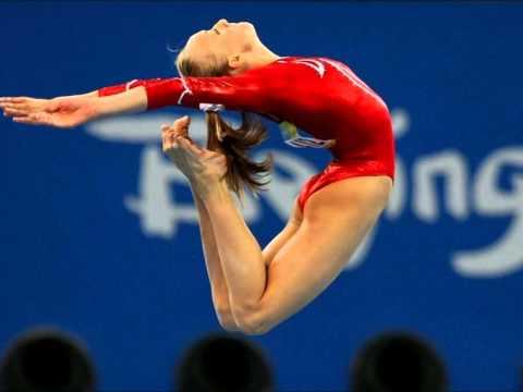 Gymnastics floor music ~ Requiem for a dream