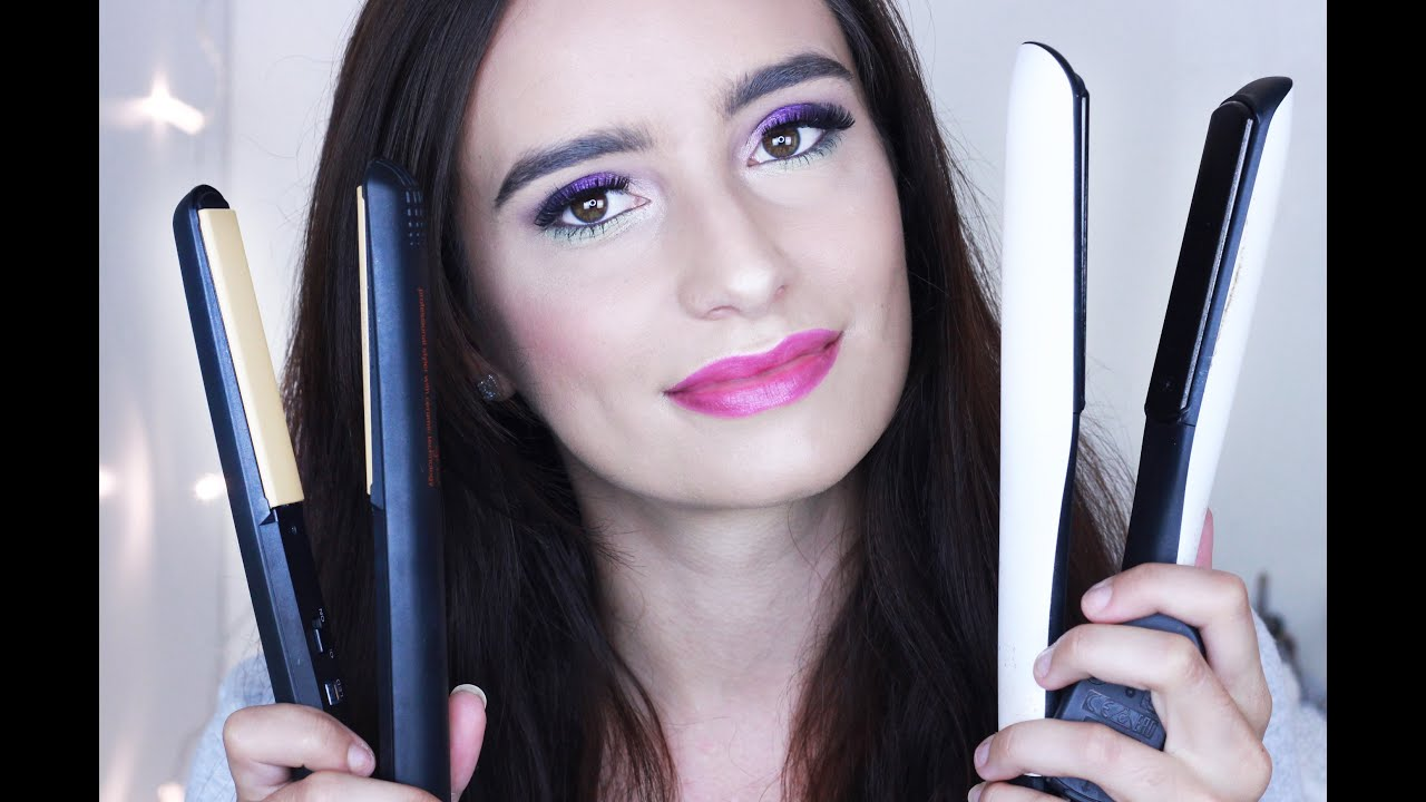 ghd platinum vs normal ghd review and comparison youtube