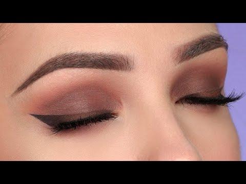 CHOCOLATE Brown Smokey Eye Makeup Tutorial thumbnail
