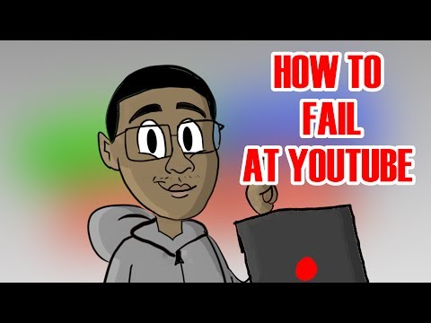 2D Animation: How to Fail At YouTube