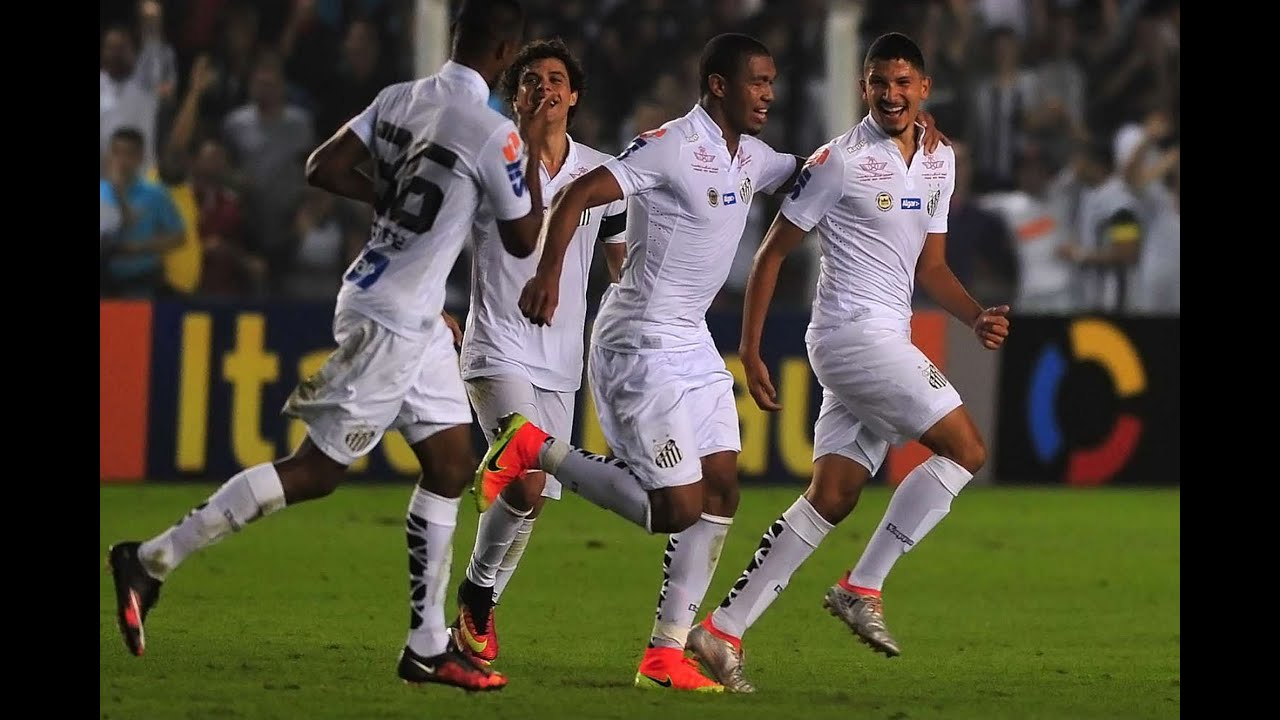 0c2bc3b7b5 GOL   Yuri   Santos FC 3 x 0 Chapecoense - 03 07 2016 - YouTube