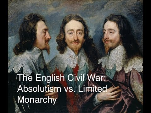 The English Civil War in Five Minutes. OK, six and a half.