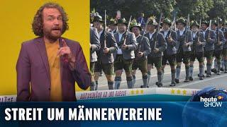 Olaf Scholz will reinen Männervereinen die Gemeinnützigkeit entziehen