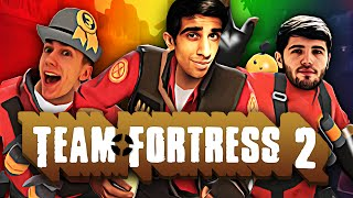 TF2 Gameplay #2 with Vikkstar (Team Fortress 2)