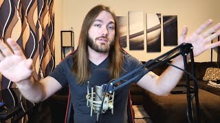"Rings of Saturn Lucas Mann ""Fake Guitar"" DEBUNKED - Jared Dines Reaction & Response Video"