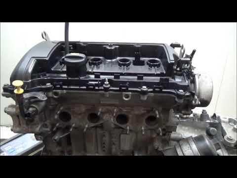 Двигатель Citroen для C3 Picasso 2008-2017
