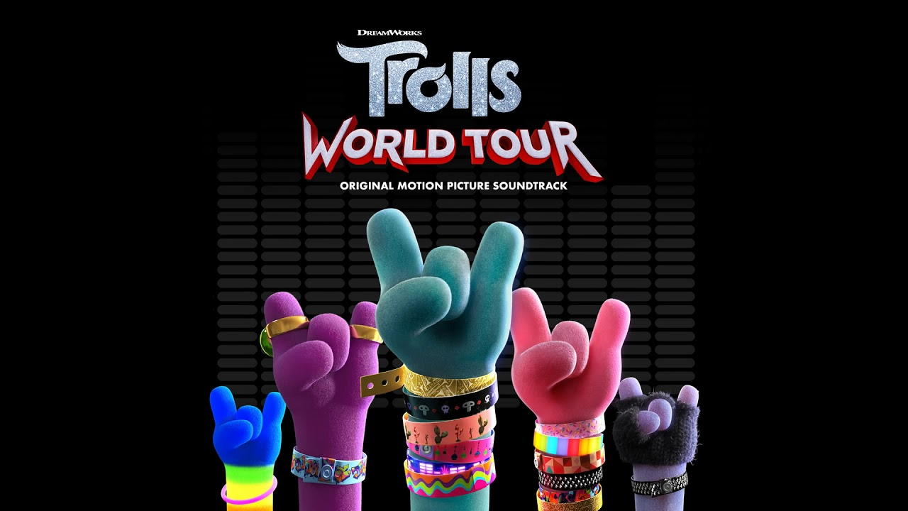Various Artists - Just Sing (from Trolls World Tour)