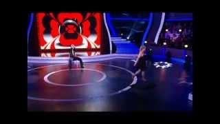 "Шоу ""Танцуй! Танцуй!"" выпуск № 6 (Оксана ЧО-ЗО-И и Дмитрий Сергейкин,Т1)"