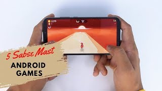 5 Sabse Mast Android Games