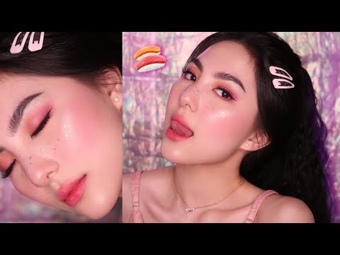 FOCALLURE One Brand Makeup Tutorial | NEW Products 2019! 😍 thumbnail