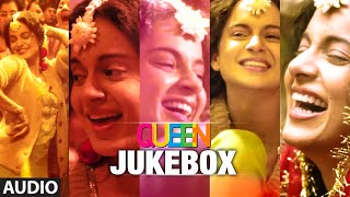Download Queen Movie Songs Jukebox (Full Album) | Amit Trivedi | Kangana Ranaut, Raj Kumar Rao MP3 song and Music Video