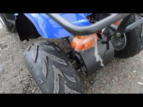 ATV Квадроцикл 150-200 кубов автомат