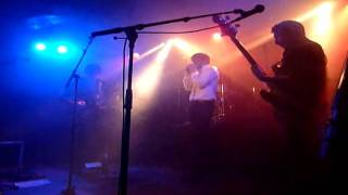 And Also The Trees - Burn Down This Town (Live in Vienna/Wien)