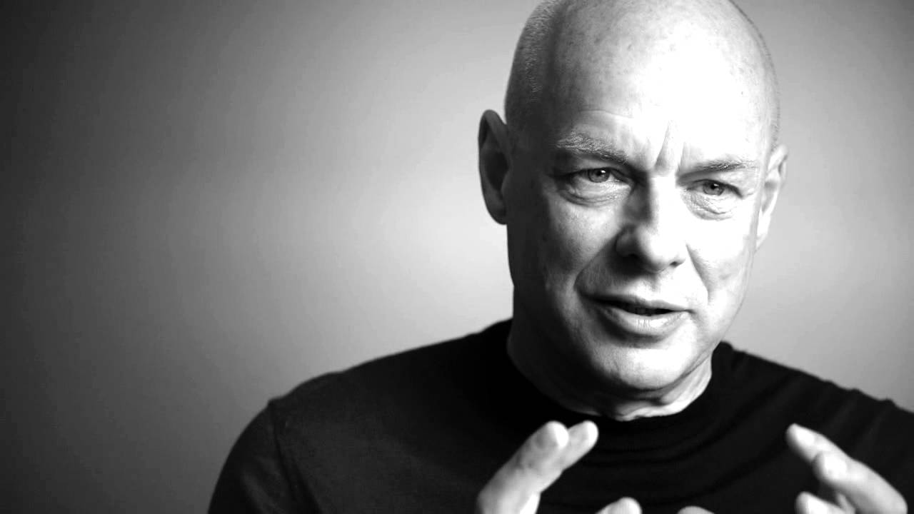 Brian Eno By Alfred Dunhill