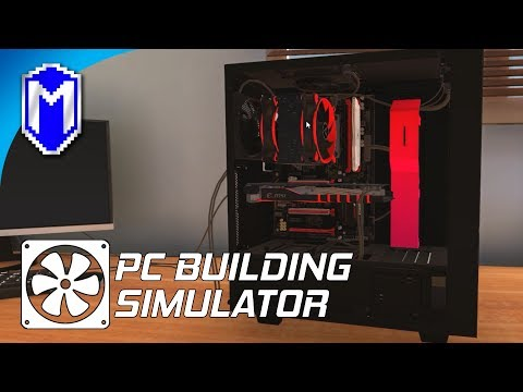 PC Bay, Buying Cheap Used PC Parts - Let's Play PC Building Simulator Gameplay Ep 7