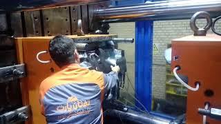 car fender mould process in Iran