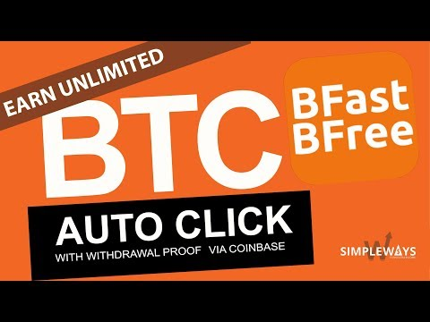 Claim Free Bitcoin With BFast BFree Farming Tricks