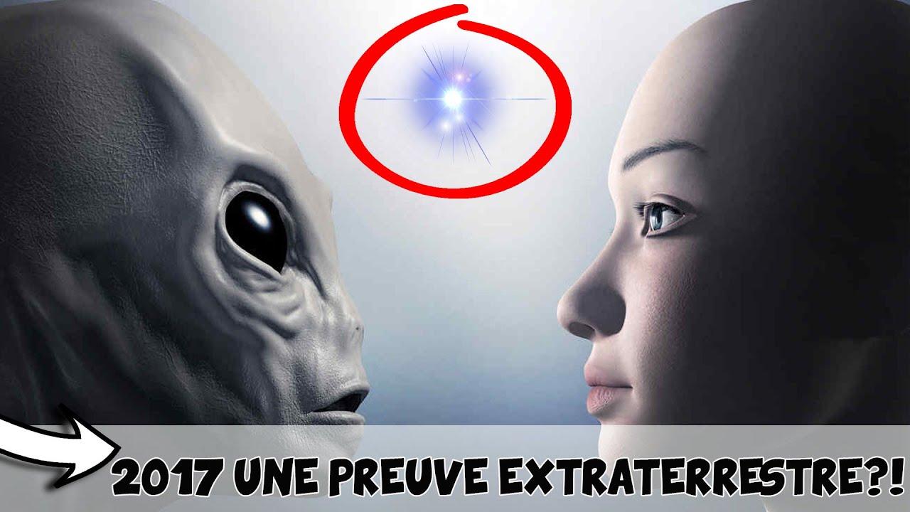 extraterrestre preuve irrefutable