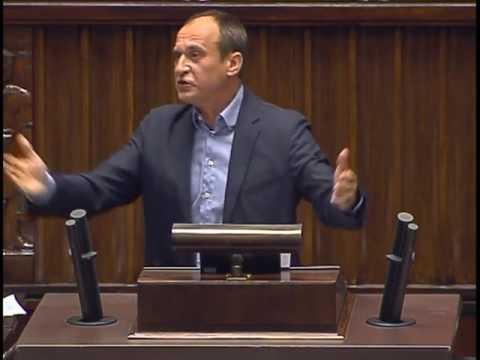 Paweł Kukiz  - wystąpienie z 5 lipca 2017 r.