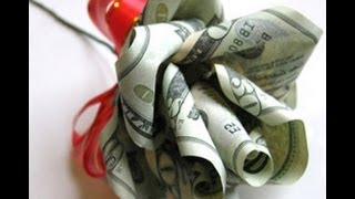 Что подарить  Как оригинально подарить деньги