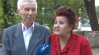 """В Промышленном районе Самары отметили семейные пары, которые встретили """"золотую свадьбу"""""""