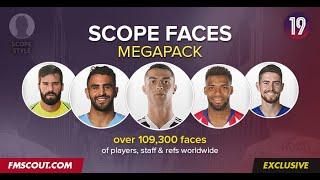FM19 facepacks | How to install Football Manager 2019 facepacks