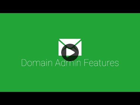 Domain Administration Features in SmarterMail