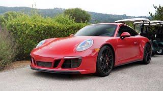 My Week With The 2018 Porsche 911 GTS