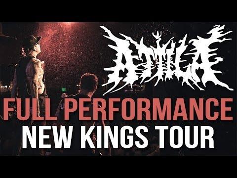 Attila - FULL SET #3! LIVE! New Kings Tour (Ace Of Spades: Sacramento, CA)