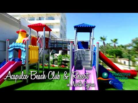 Acapulco Beach Club & Resort in North Cyprus