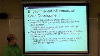 Chapter 3: Developmental Psychology