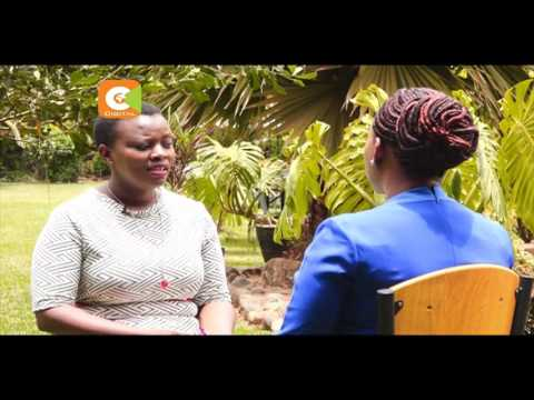 Strength of A Woman: Caroline Ng'ang'a