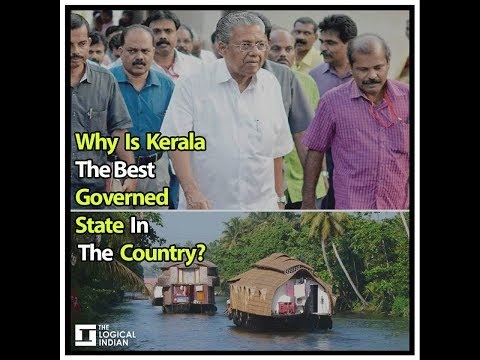 Why Is Kerala The Best Governed State In The Country?