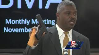 Fake guns now banned in Boston public spaces