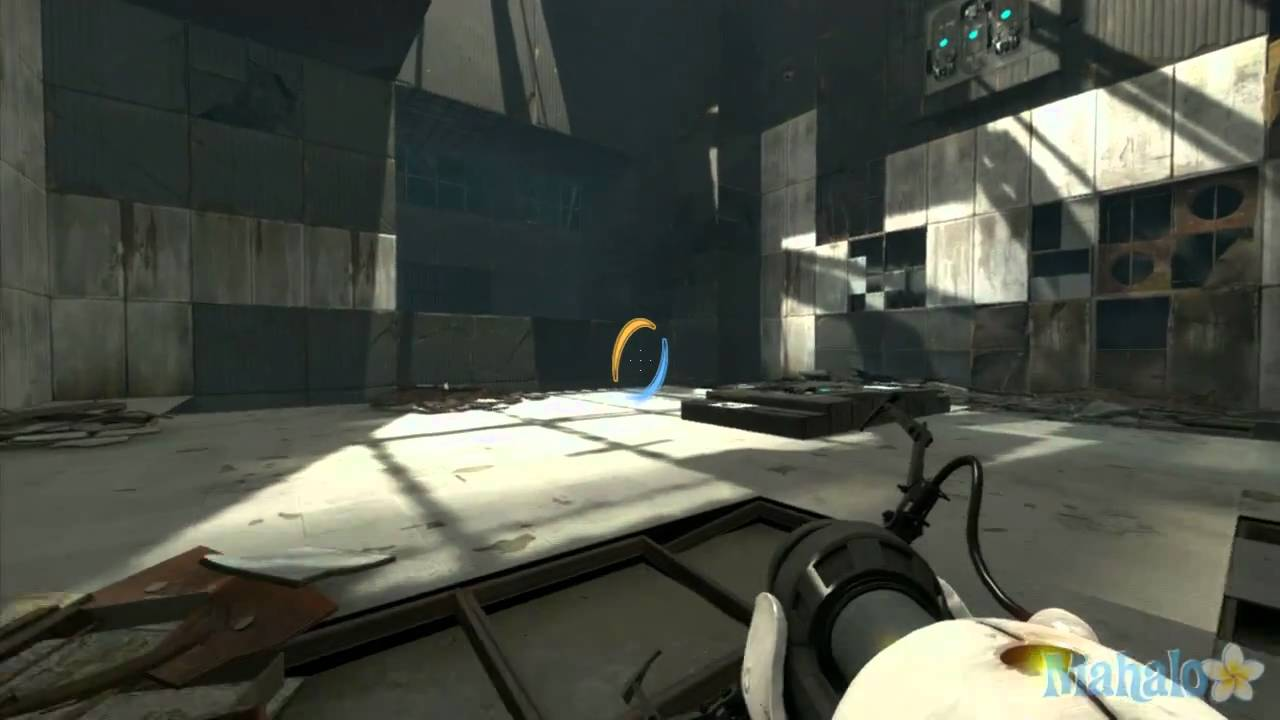 how to play portal 2 with 3 players
