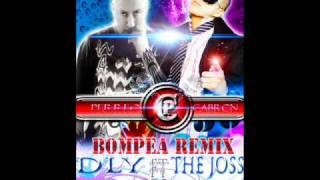 LO ULTIMO DE REGGAETON 2013 -junio DLY FT THE JOSS - BOMPEA REMIX - @ipauta