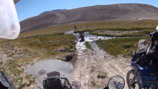 Kirgistan Tadżykistan 2014 motocyklem. Kyrgyzstan and Tajikistan