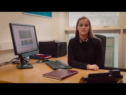 Amy Hardiman - Mac Léinn BComm - Ollscoil na hÉireann, Gaillimh